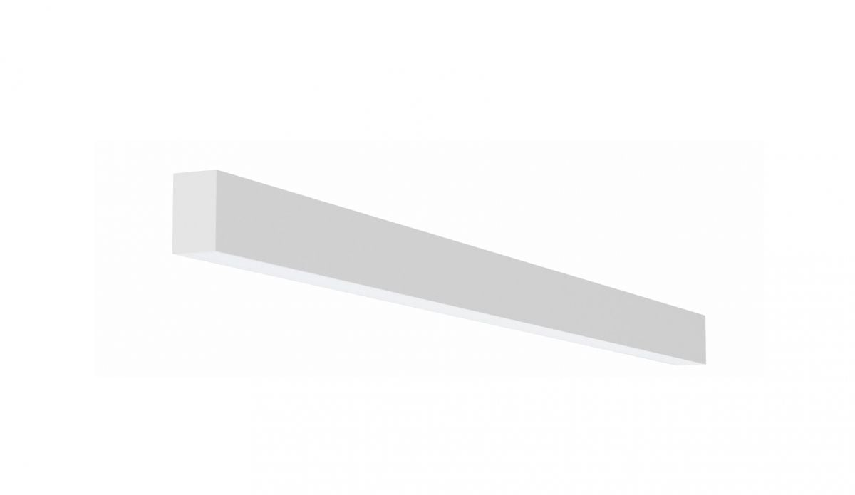 2slick small line opbouw lijnverlichting single 1800x40x65mm 4000k 2832lm 35w fix