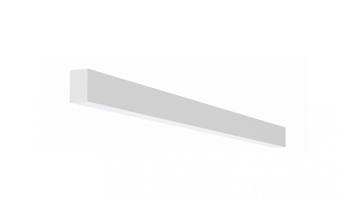 2slick small line surfaced line lighting single 1800x40x65mm 4000k 2832lm 35w dali