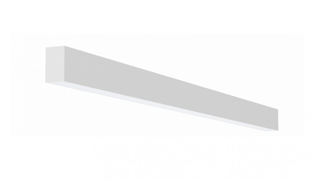 2slick small line surfaced line lighting single 2700x40x65mm 4000k 4720lm 50w fix