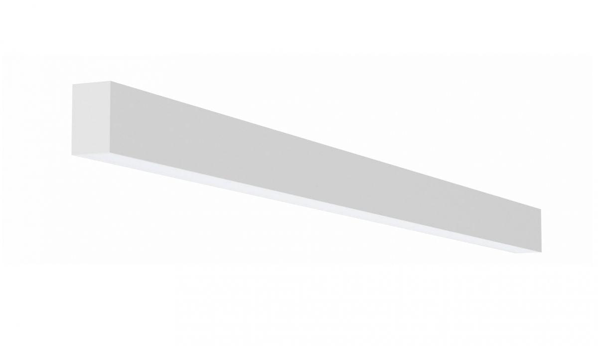 2slick small line surfaced line lighting single 3100x40x65mm 3000k 4480lm 60w fix