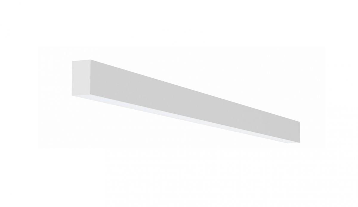 2slick small line wall lighting single 1800x40x65mm 3000k 2262lm 35w dali