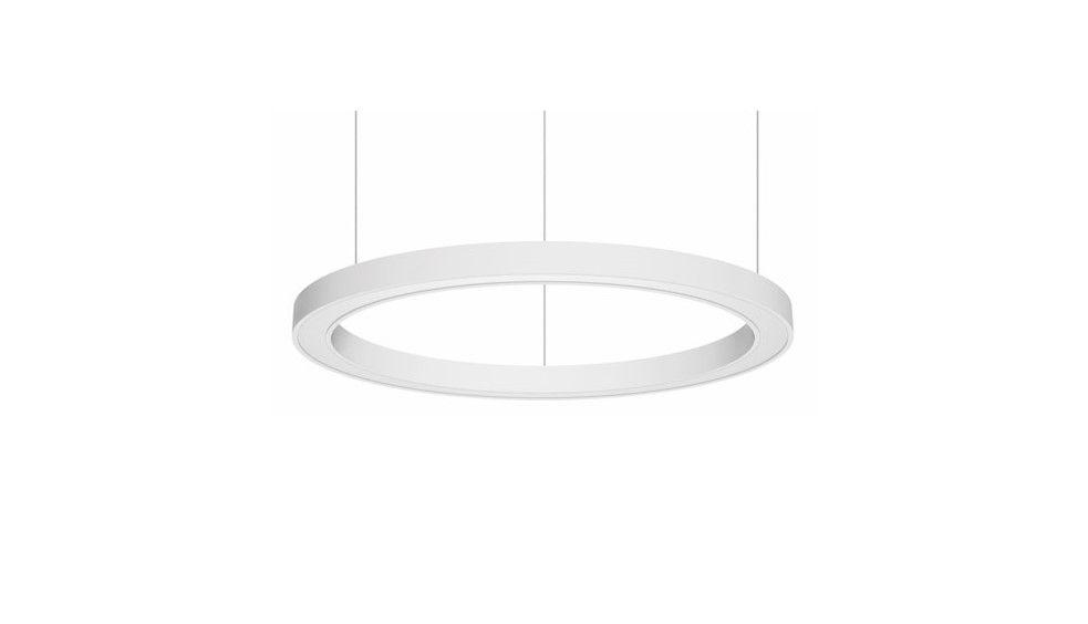 blore 55 ring luminaire pedant small profile