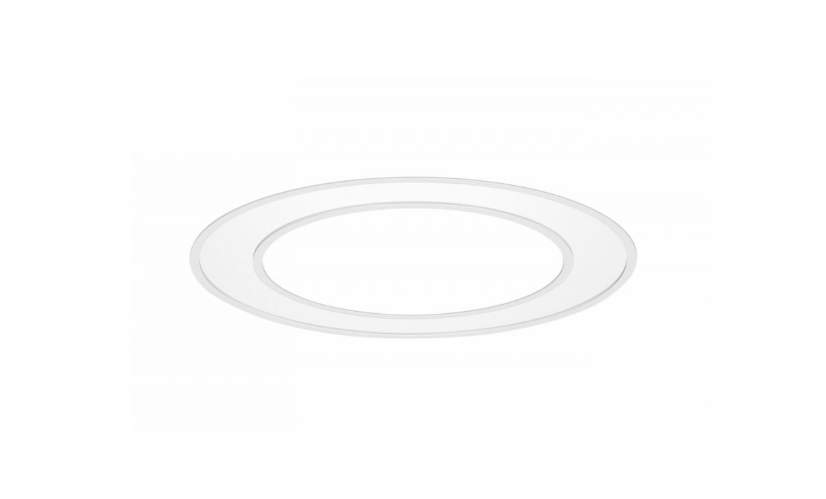 blore recessed luminaire ring 1200mm 4000k 5855lm 70w dali