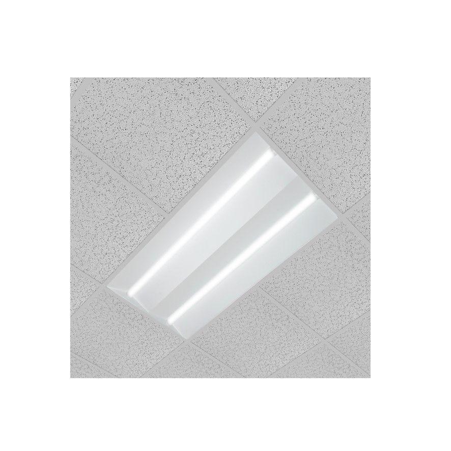 faber design led paneel 1200x600mm high efficient ra80 3000k 10126lm 896w wit fix