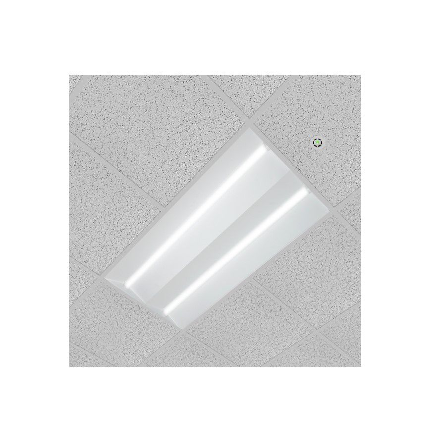 faber design led paneel 1200x600mm high efficient ra80 3000k 10126lm 896w wit dali