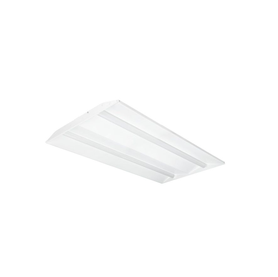 faber design led paneel 1200x600mm high efficient ra80 4000k 9052lm 756w wit dali