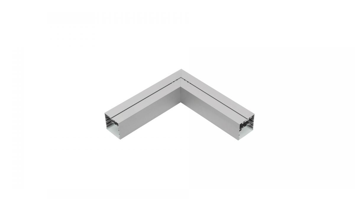 gaudi 70 line lighting joint l 120 suspended 340x340mm 3000k 2152lm 20w fix