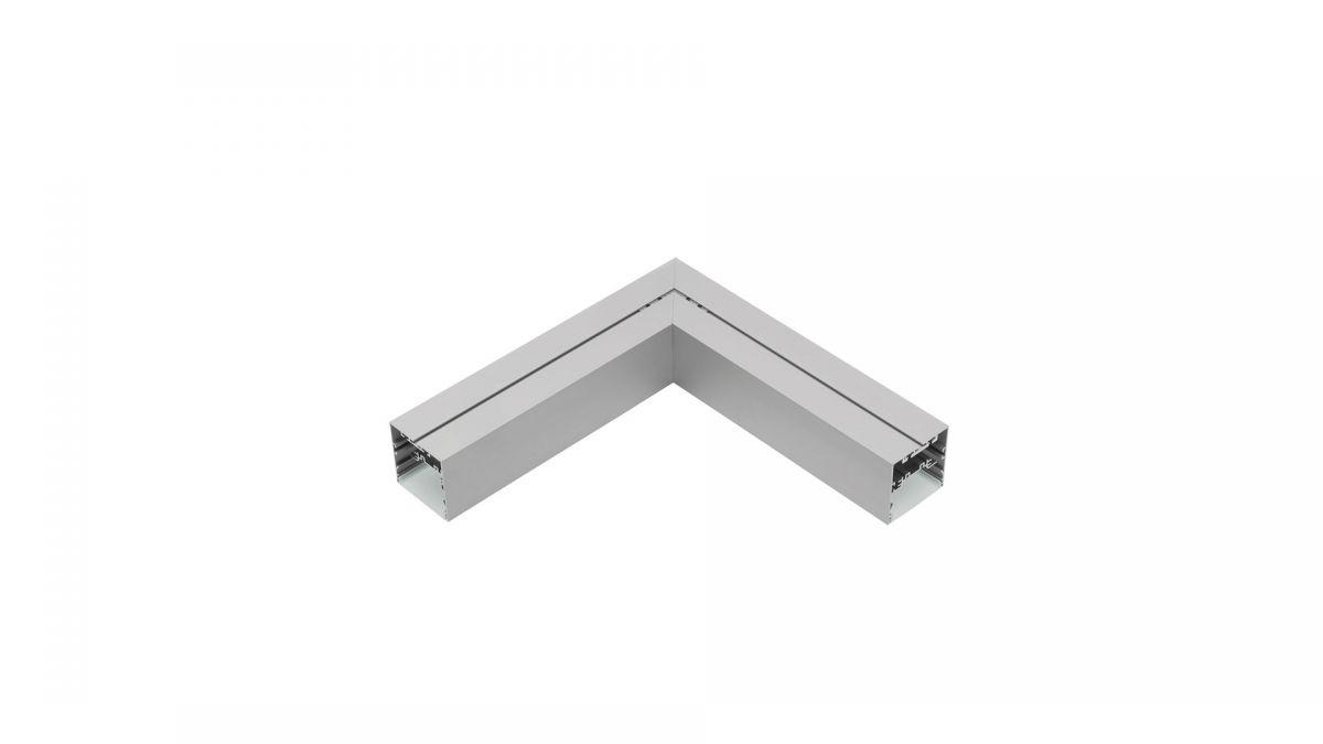 gaudi 70 line lighting joint l 135 surfaced 340x340mm 3000k 2152lm 20w fix