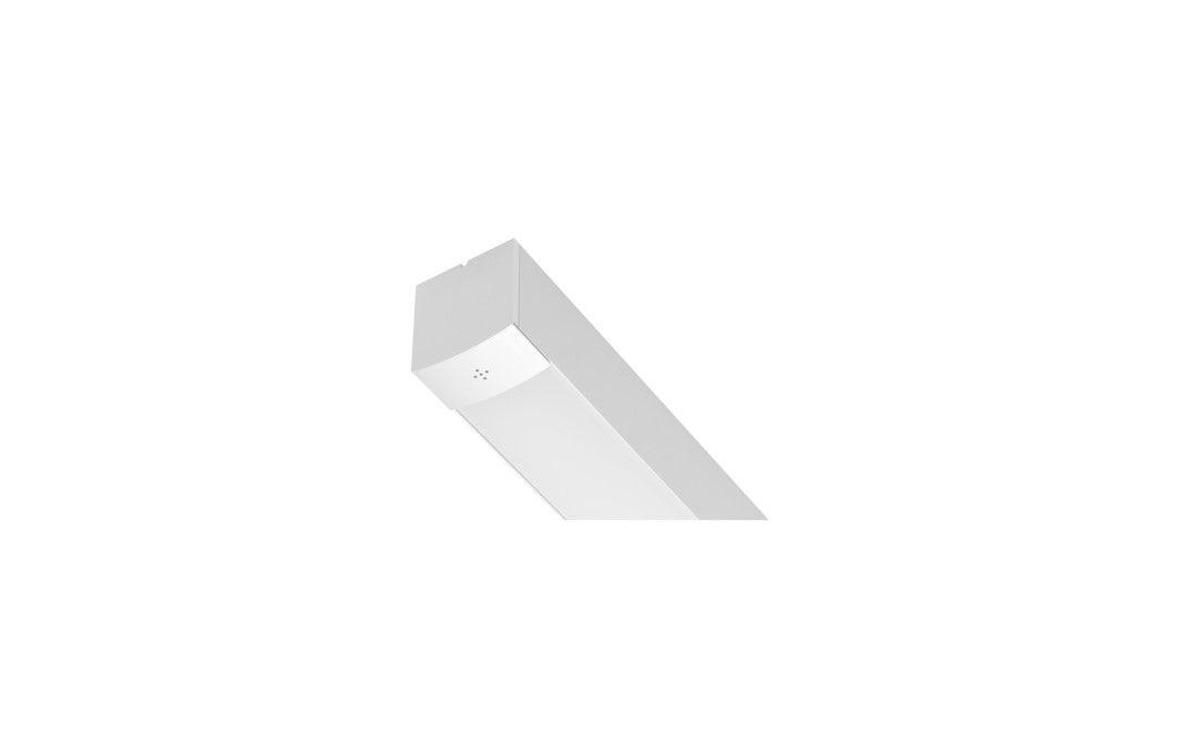 gaudi 70 line luminaire single surfaced ip54 600mm 3000k 2152lm 20w dali