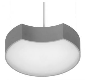 LOUP suspended, 606mm, 3000k, 6400lm, 80w