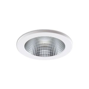 MARIS mirror, multiple downlight 195mm, 3000k, 2862lm, Ra80, 50°, 26.4w, ugr 18.2, white bezel, dali