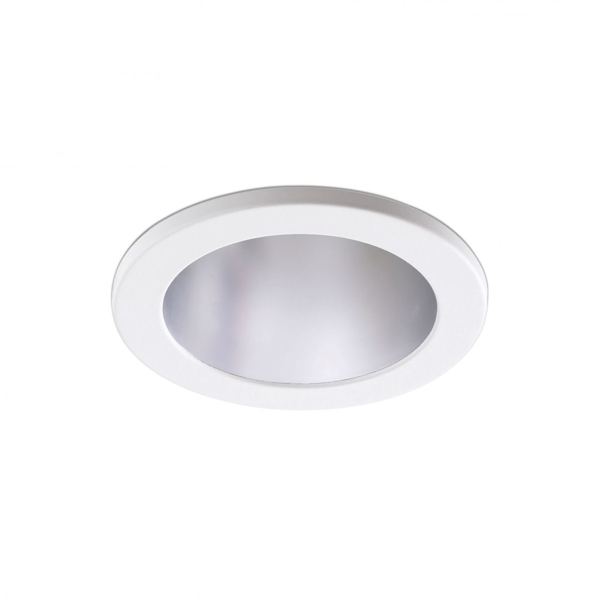 maris satin multiple downlight 195mm 4000k 1052lm ra80 60 99w ugr 158 white bezel fix