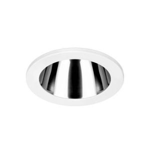 MARIS shine, multiple downlight 195mm, 3000k, 1859lm, Ra80, 40°, 19.4w, ugr 16.7, witte rand, fix