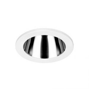 MARIS shine, multiple downlight 195mm, 4000k, 1837lm, Ra80, 40°, 18.2w, ugr 16.6, witte rand, fix