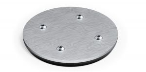 TUBiONE 100 Stainless steel end caps IP68 (2x)