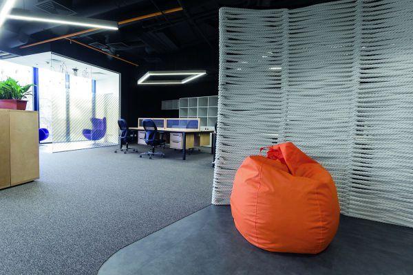 Toiletruimte - GAUDI 70 lijnverlichting IP54