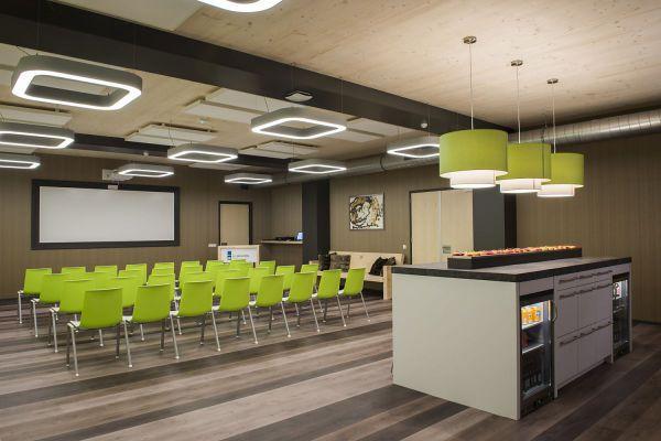 Design verlichting met ronde armaturen - GIGI up-down armaturen opbouw