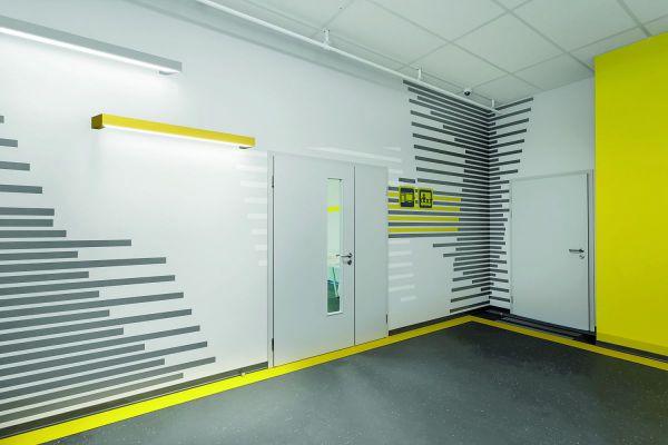 Lumosec lighting impression